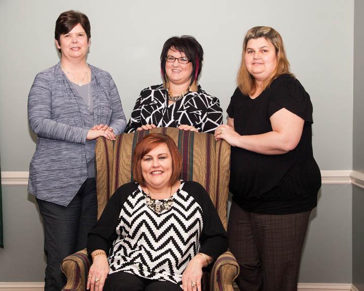 Girls' Ministry Board