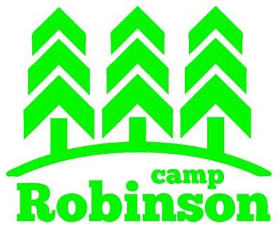 Robinson Logo White Green02c
