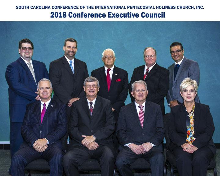 Conference Executive Council
