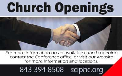 Church Openings Tile