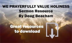 Value Holiness Papers 01