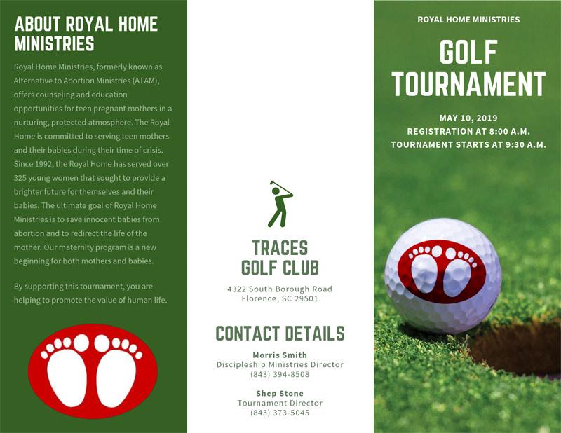 Royal Home Application Flyer Image