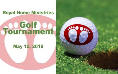 RHM Golf Tournament Small Tile