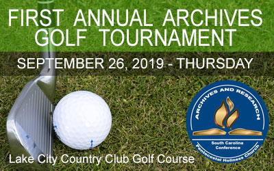 2019 Archives Golf Tournament Small