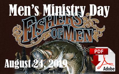 2019 Men's ministry Day