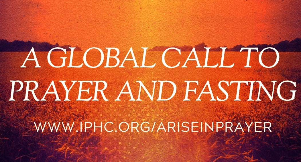 10 Days To Pentecost A Global Call to Prayer and Fasting 1
