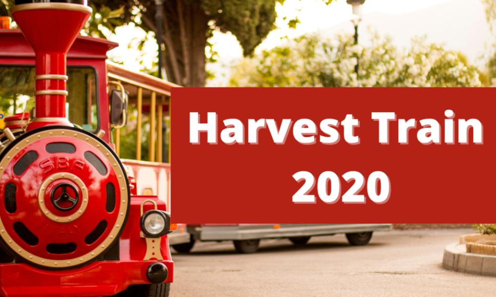 harvest train