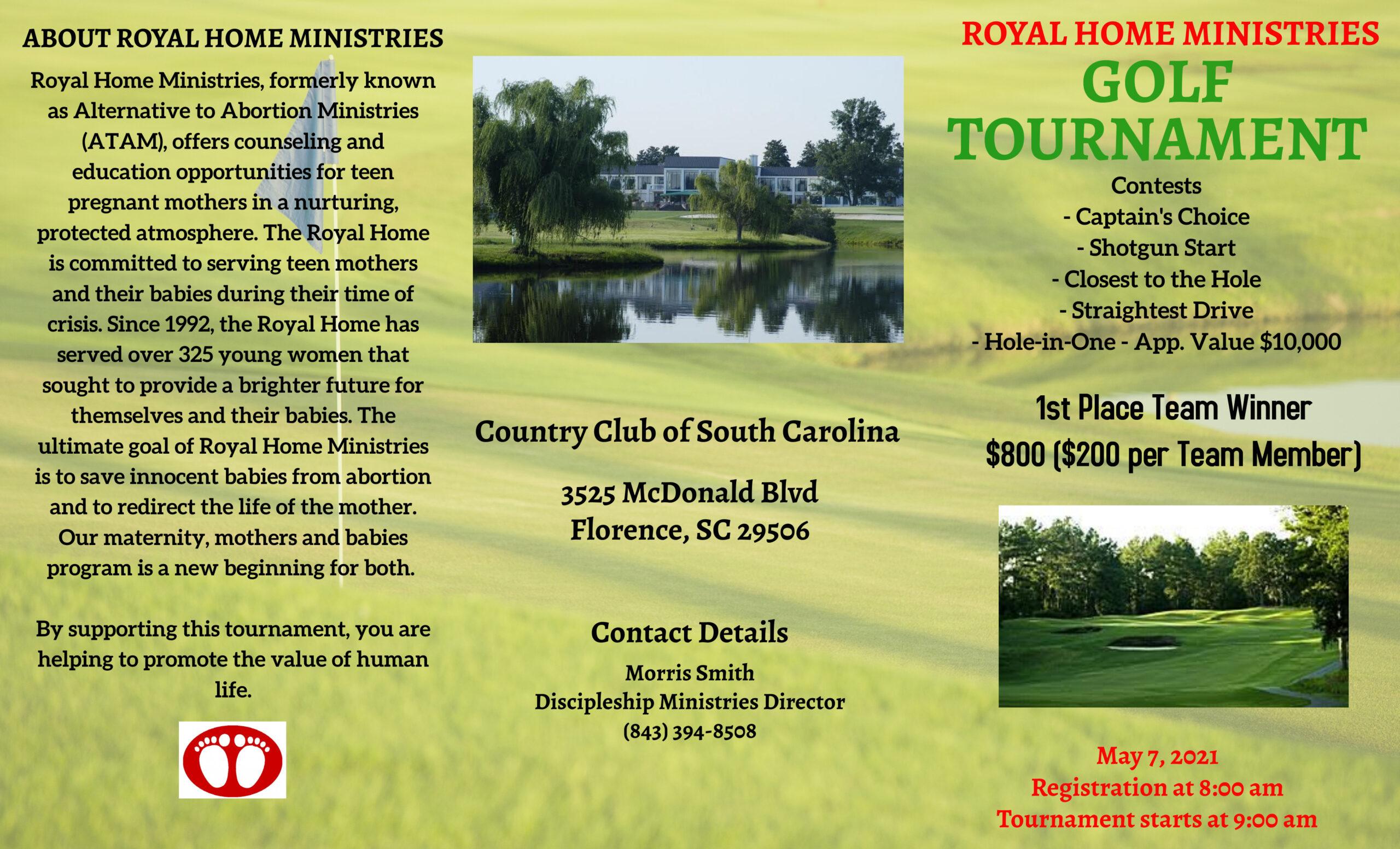 Royal Home Golf Tounament Outside - 1