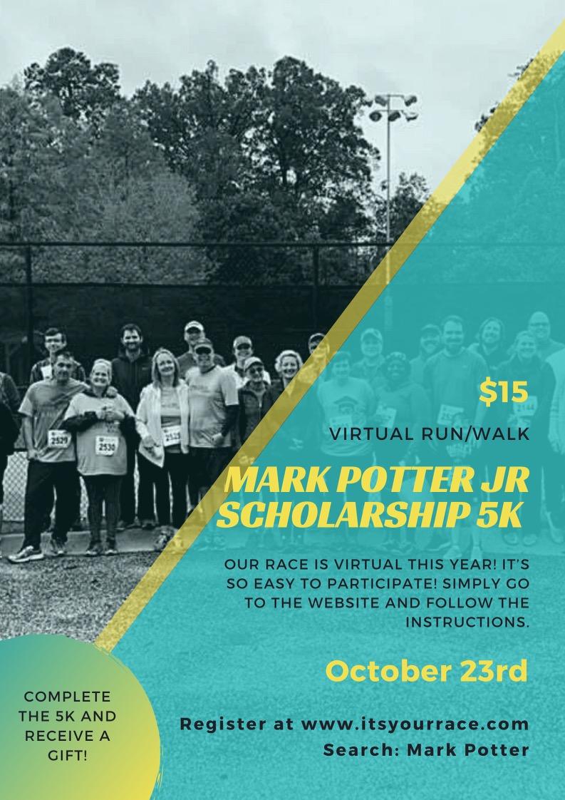 Mark Potter Jr Scholarship Run Walk (1)