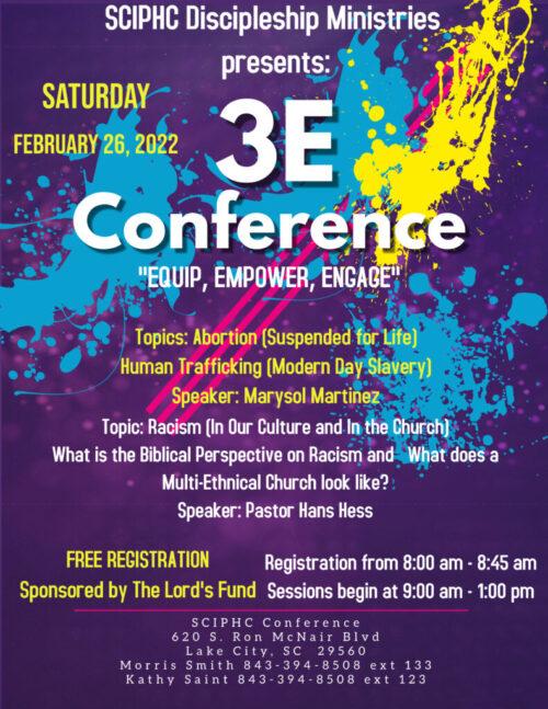 3E Conference 2022