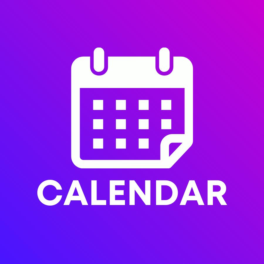SCIPHC Calendar